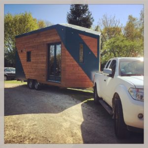 la Tiny House de Kokono Wood
